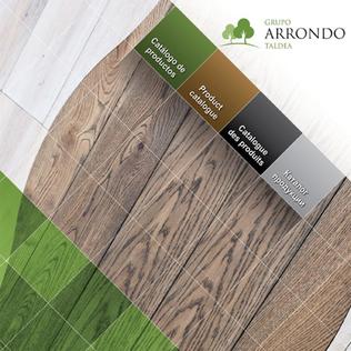 GRAFICA |  Identidad Visual | ARRONDO > Catálogo de Empresa