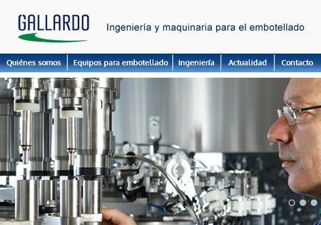 WEB   Gallardo Ingeniería > Web Responsive