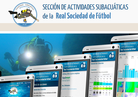 WEB | Real Sociedad > APP Estado de la Mar