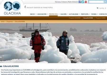 WEB | Web Corporativa | GLACKMA